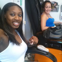 Photo taken at Judy's Nail Salon by @_MsTexas (. on 8/25/2013