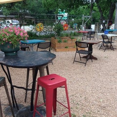 Photo taken at Rolling In Thyme & Dough by Meagan B. on 5/7/2014