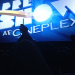 Photo taken at Waterloo Galaxy Cinemas by Althea on 8/18/2015