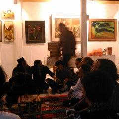Photo taken at Pranoto's Gallery by Hendra K. on 12/1/2013