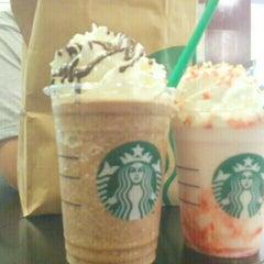Photo taken at Starbucks (สตาร์บัคส์) by Natnicha U. on 7/26/2015