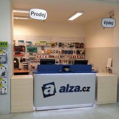 Photo taken at Alza.cz by Jaroslav P. on 8/20/2014