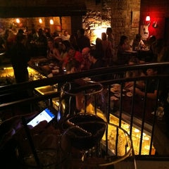 Photo taken at The Rabbit Hole Dinner & Drinks by Suzanne T. on 5/18/2013