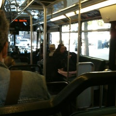 Photo taken at King County Metro Route 43 by Eric H. on 10/4/2012