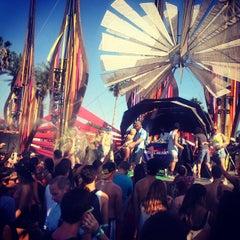 Photo taken at Coachella DoLab by Akshay D. on 4/19/2014