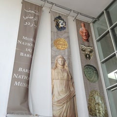 Photo taken at The Bardo National Museum I Musée national du Bardo I المتحف الوطني بباردو by Joseph P. on 12/15/2012