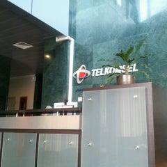 Photo taken at Telkomsel Telecommunication Center (TTC) by nuryansah 0. on 1/21/2013
