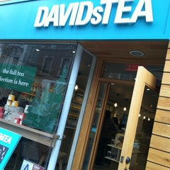 Photo taken at DAVIDsTEA by Jamie M. on 10/26/2012