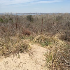 Photo taken at Fort Tilden National Park by jill n. on 4/18/2015