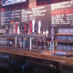 Photo taken at Burger Bar by Sean M. on 10/1/2012