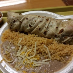 Photo taken at Mezquite Mexican Grill by Tim on 5/12/2014