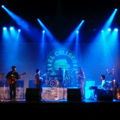 Photo taken at Teatro Astral by Vanina D. on 9/16/2012