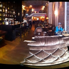 Photo taken at Brasserie Pushkin by Kalli B. on 9/27/2012