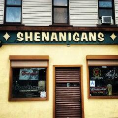 Photo taken at Shenanigans Pub by Chris L. on 7/12/2013