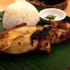 Photo taken at Bacolod Chicken Inasal by Libotero.com S. on 10/28/2013