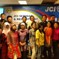 Photo taken at Hipmi Center by Dika U. on 12/16/2012