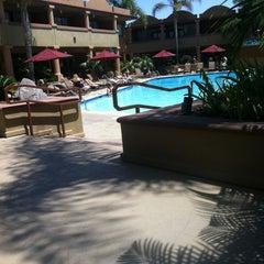 Photo taken at Handlery Hotel San Diego by Kym R. on 8/4/2014