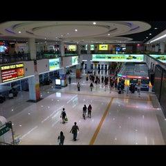 Photo taken at Terminal Bersepadu Selatan (TBS) / Integrated Transport Terminal (ITT) by Mohd Ferdaus on 10/19/2012