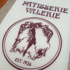 Photo taken at Patisserie Valerie by Betsy B. on 1/3/2013