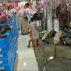 Photo taken at Matahari Department Store by Selly C. on 12/31/2012