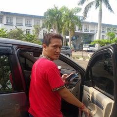 Photo taken at Sekolah Tinggi Ilmu Pelayaran (STIP) Marunda by Sony Frey S. on 7/23/2014