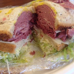 Photo taken at Perry's Deli by Jay H. on 1/23/2015