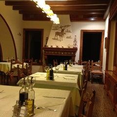 Photo taken at Hostal De La Gloria Viladrau by Jordi C. on 4/5/2013