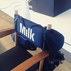 Photo taken at Milk Studios by Eloise L. on 8/5/2015