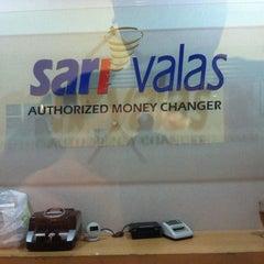 Photo taken at Sari Valas Money Changer Pejaten Village by bronto on 5/19/2013