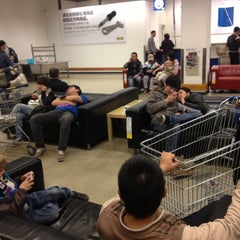 Photo taken at IKEA | 宜家家居 by Renaud E. on 4/21/2013
