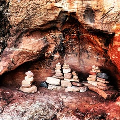 Photo taken at Sedona Red Rocks by Valerie R. on 2/13/2013