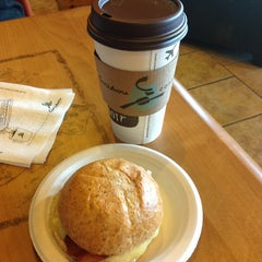 Photo taken at Caribou Coffee by Travis C. on 3/3/2013