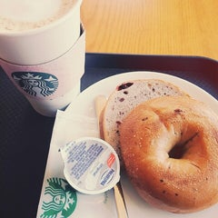 Photo taken at Starbucks by hyun-young C. on 3/12/2015