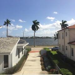 Photo taken at West Palm Beach by Regan C. on 10/20/2015