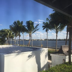 Photo taken at West Palm Beach by Regan C. on 10/24/2015