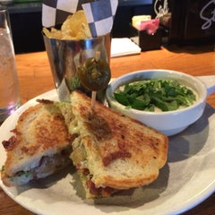 Photo taken at Hammontree's Grilled Cheese by Tricia T. on 3/11/2015