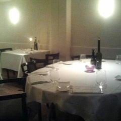 Photo taken at Restaurant Bussia by Ben V. on 1/12/2013