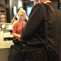 Photo taken at Aloft Jacksonville Airport by Len B. on 2/27/2013