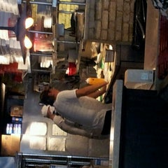 Photo taken at Nick's New Haven Style Pizzeria and Bar by Mara W. on 9/22/2012