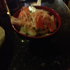 Photo taken at Sake Sushi Hibachi House by Silvana M. on 7/13/2014