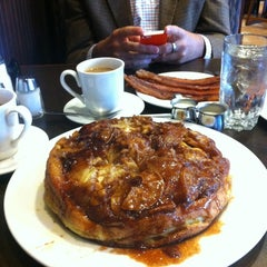 Photo taken at The Original Pancake House by Sara H. on 12/14/2012