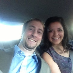 Photo taken at In an @Uber_Bos by Adam M. on 8/24/2013