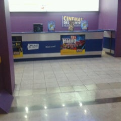 Photo taken at Cinemas Del Country by Jorge C. on 12/26/2012