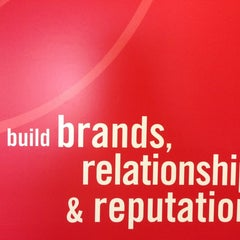 Photo taken at Caliber Group - Brand Marketing, Public Relations and Interactive Firm by Linda W. on 7/19/2013