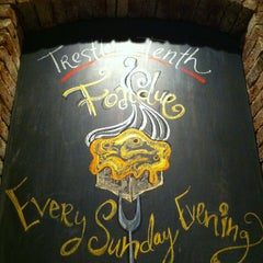 Photo taken at Trestle on Tenth by Carlos Y. on 1/28/2013