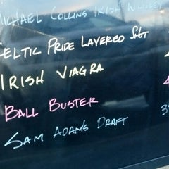 Photo taken at The Celtic Tavern by Carla J. on 3/4/2013