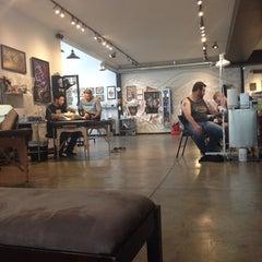 Photo taken at Seventh Son Tattoo by Kirin R. on 6/12/2014