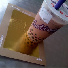 Photo taken at Chatime by Chord •. on 9/29/2012