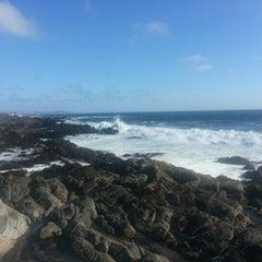 Photo taken at Isla Negra by Seba J. on 1/29/2013