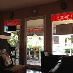 Photo taken at Rabika Coffee (Maptaput) by Rabika C. on 12/10/2012